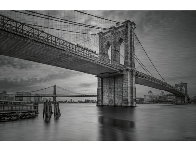 Aluminium Brooklyn Bridge