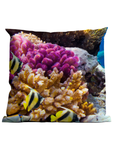 Tuinkussen Underworld Tropical Fish 45x45cm