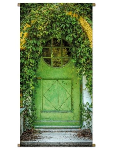 Banner English Cottage Door 85x170cm